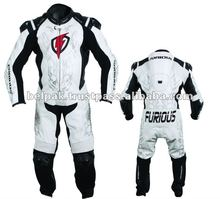 One Picece Pro-Series Motorcycle Leather Suit