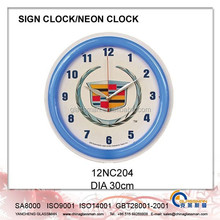 Wall decoration Neon clock/LED clock 12NC204