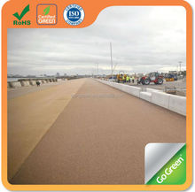 Top coloured asphalt supplier in Shanghai