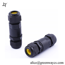 Greenway IP68 underground 4 m waterproof electrical cable connector 3 connector waterproof M684