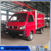 High efficency mini electric pickup van for customized