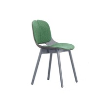 Nordic Style Original Design Mid Century Planters Lips Chair High Throne Floor Chairs With Back Support
