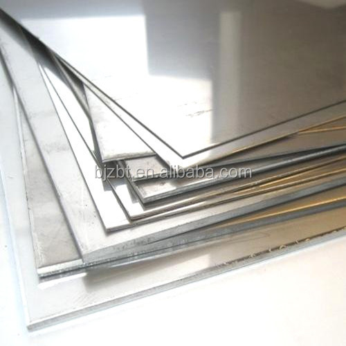 Factory Produce Low Price Alloy Nickel Steel Inconel 625 Sheet