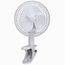6 inch 15cm 15W mini electric clip fan with CE CB SAA