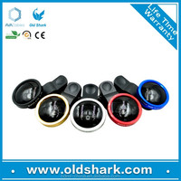 Wholesale super wide angle mobile phone accessories,0.4X Optical Lens for mobile phone lens gift