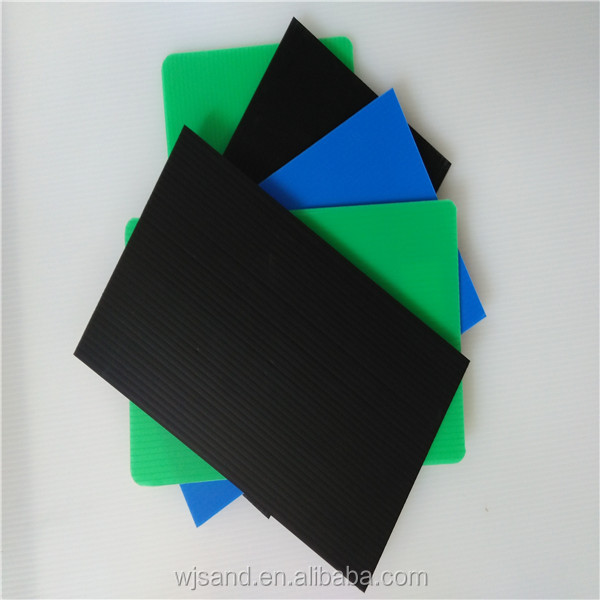 2mm to 12mm extrusion polypropylene pp sheets roll in China