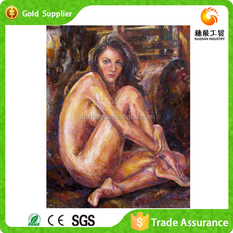 Sexy Nude Girls 5D Full Diy Diamond Painting By Numbers