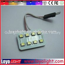 wholesale PCB dome T10/BA9S/Festoon car interior led lights