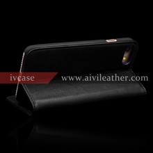 Real Leather Phone Cases For Iphone 7 Case Leather Retro Style