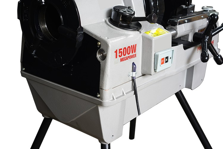 ZT-100F-A Heavy Duty Automatic 1500w Portable Electric Pipe Threading Machine
