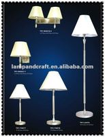 2012 Five Star Hotel indoor solar table lamps
