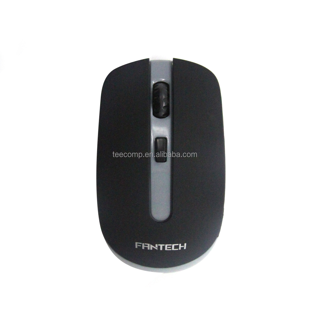 FANTECH high quality Ultra Thin 2.4G Wireless Mouse Optical 2.4GHz Mice For PC laptop computer