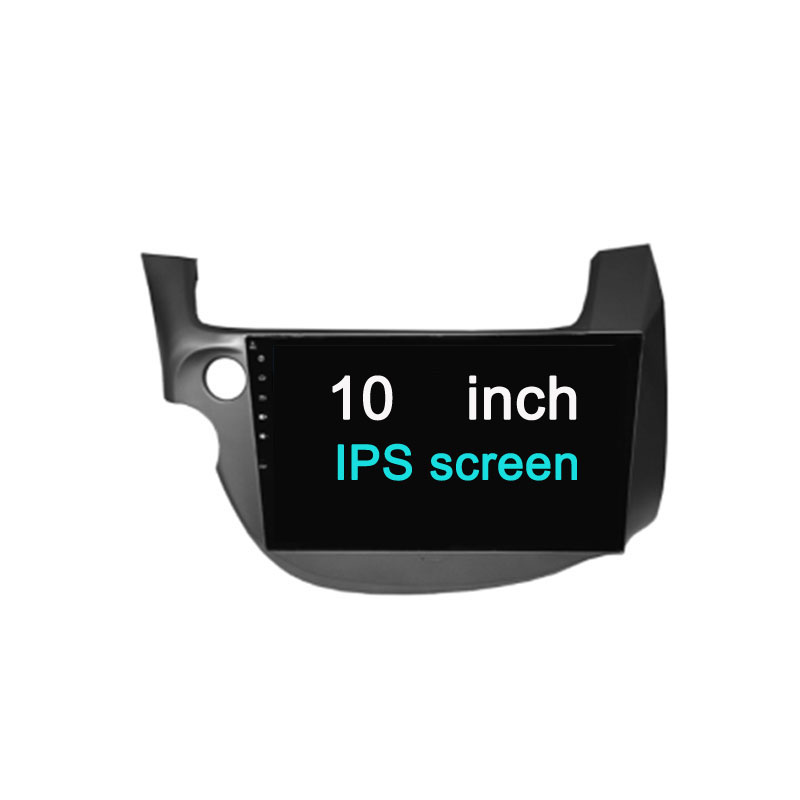 "car dvd gps for Honda fit/jazz android car dvd <strong>player</strong> with gps 8"" touch Screen"