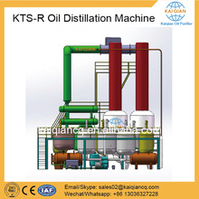 10T High Quality Oil Yield Used Motor Oil Distillation