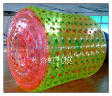 Rigid inflatable water roller water walking roller price with PVC/TPU material