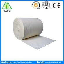 High Temperature Resistance PPS PTFE Felt Fabric roll
