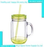 innovative products 2016 BPA free 20/24oz Double Walled fruit canning factory