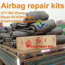 Marine air bag repair kit for ship launching air bag