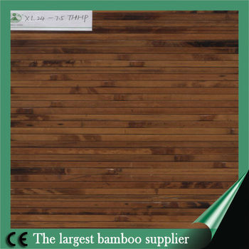 Hot sale good quality carbonized color bamboo wall paper with woven XL24-.5THHP