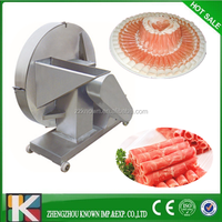 frozen dig meat grinder machine/frozen meat flaker machine/automatic frozen meat slicing machine for sale