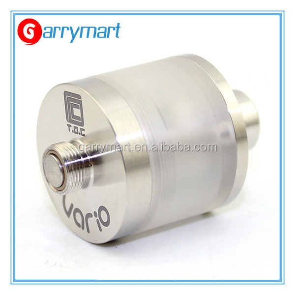 316 SS Virus rda Vario rta atomizer hot selling in South Korea top sell in indonesia