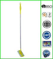 China OEM Manufacture Factory Aluminum Handle Sweeper Plus Sweeping Cloths Floor Mop