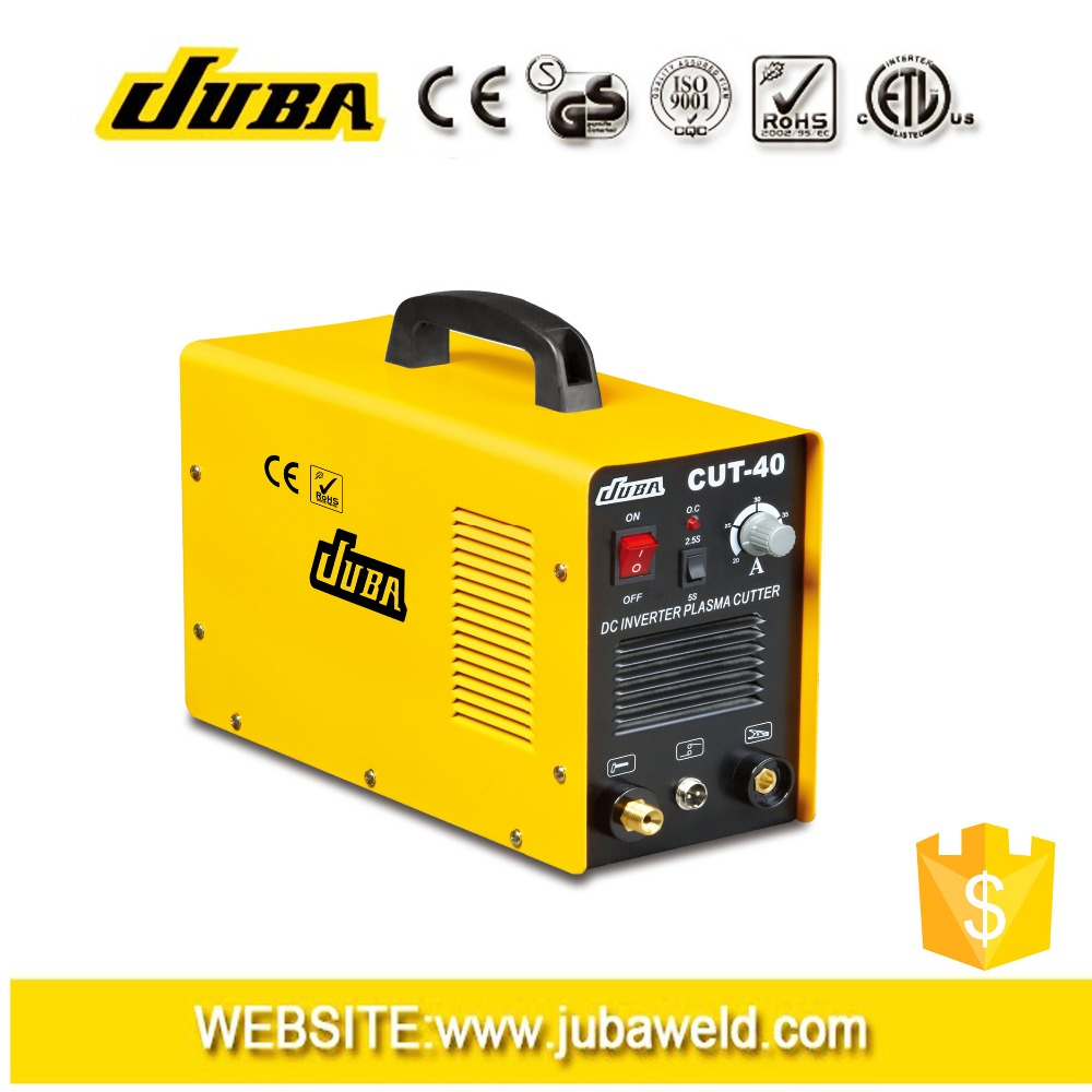Low offer Cut 40 Portable Mosfet type dc inverter air plasma cutter