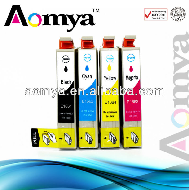 Ink cartridge for Epson XP-201/401 T1961-T1964 T1961