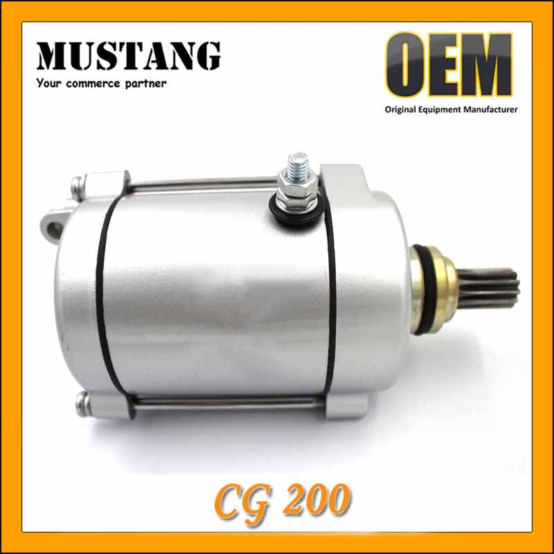 200CC Motorcycle Scooter Starter/Starting Motor