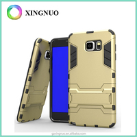 Hard pc tpu cell phone case for samsung note 5