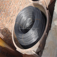 BWG16 black annealed wire for construction/bright black annealed wire used for building