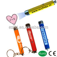 good quality LED Keychain Torch Light