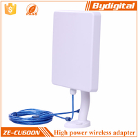 20dBi 1R1 2.4G 150m 500mw 802.11ac wifi bridge rj45 wireless adapter
