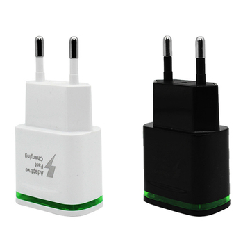 USB 3.0 Fast Charger QC3.0 QC2.0 18W Wall USB Adapter for Power Bank Portable Mobile Phone LED Charger
