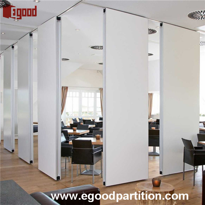office used room partition wall sliding partition