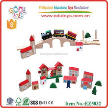2013 Top Kids Wooden Train Set