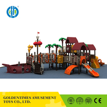 Preferential price commercial kids sliding toys outdoor playgrounds equipment