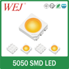 60mA 0.2W 20-24LM 3 chips Natural White 4000-4500K 5050 smd led