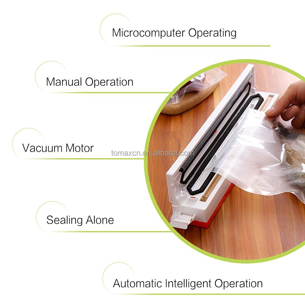 Mini Household Food Vacuum Sealer