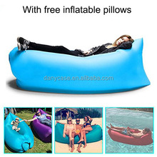 inflatable single air sofa,folding single sofa bed,inflatable single air sleeping bag