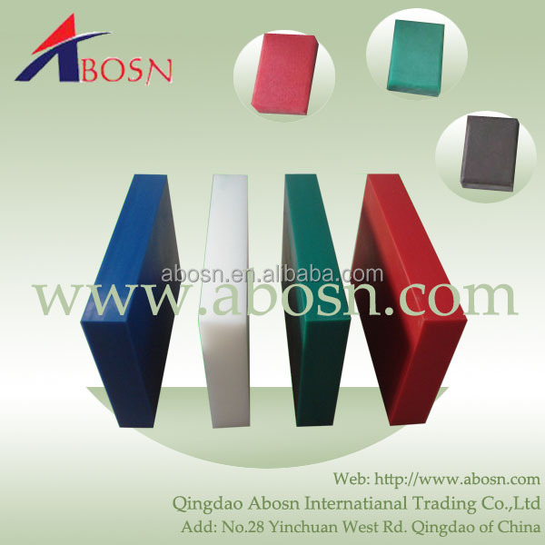 UHMW Polyethylene Sheet/ Pads/ Boards/ Plates/ Blocks Manufacturer, high quality pe board wear resistant uhmwpe truck liners