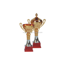 Promotional Metal Trophy Supplier For Sport Organizations