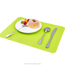 Food Grade Silicone Rubber Non Slip Heat Resistant Bakeing Table Mat