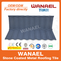 Bond Wanael stone coated steel roof tile/sheet metal roofing/color roof philippines