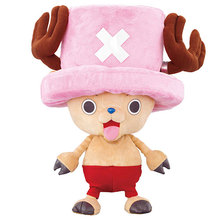 one piece chopper adult sonic plush toys