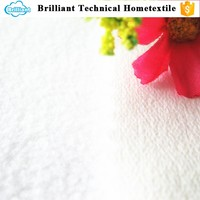 new design 100% polyester polar fleece knitted fabric for baby bed sheet