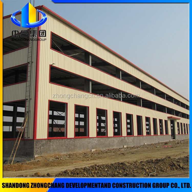 Lightweight kits prefabricated light steel frames structural