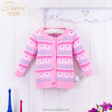 Bebini 2016 spring/summer 9-48 months cardigan for baby girl