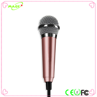 Wholesales Mini Microphone For iPhone & Android Cellphone