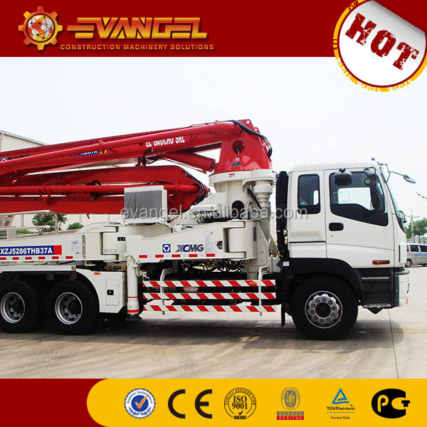 Hot sale xcmg brand concrete pump/on sale electric concrete pump used concrete pump trucks japan